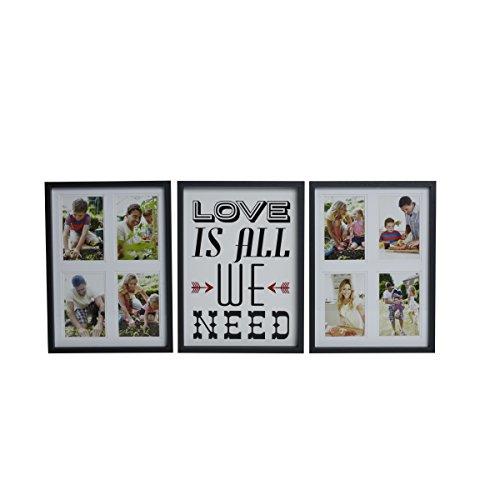 Collage-kit (Melannco 'Love is all we need' Collagen (Set von 3))