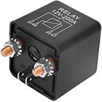 Interruptor de ENCENDIDO/APAGADO para servicio pesado del relé de arranque del automóvil de 4 clavijas WM686 RL / 180 12V 200A