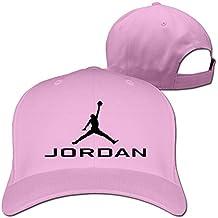 DERWQT Jordania Famoso baskrtball Palyer Gorras de béisbol Plain Gorra de béisbol