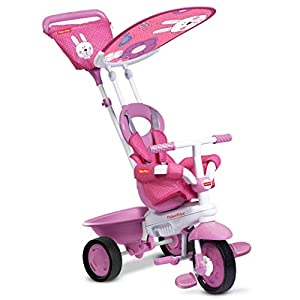 Fisher-Price FP1460233 Elite - Triciclo, Color Rosa