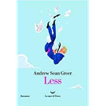Less (Italian Edition)