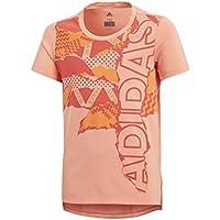 adidas Yg tee - Camisa de Golf Niñas