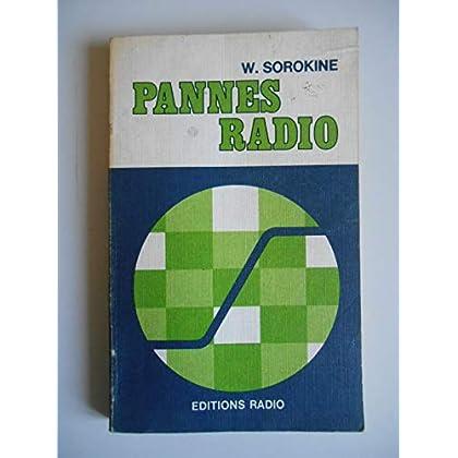 Pannes radio / Sorokine, W / Réf52390