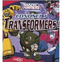 Amazonit Transformers Libri Per Bambini Libri