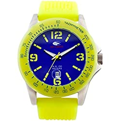 No Limits - Watch - unisex-adult - No Limits Watch unisex-adult NLT30007_LAMPU yellow - TU