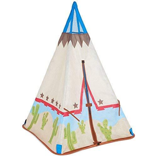 Early Learning Centre 138348Cowboy Teepee Tente de Jeu
