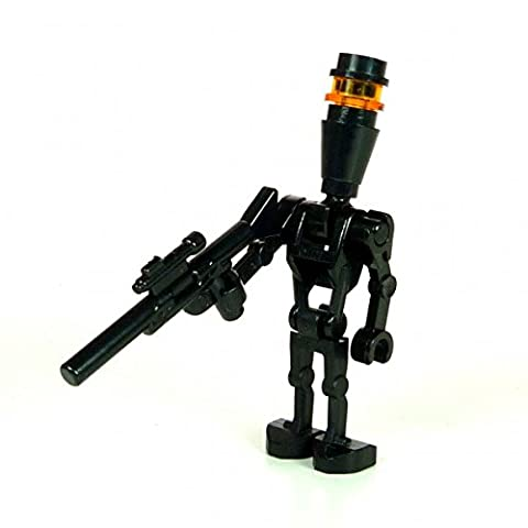 Lego Star Wars Droide Assassin Droid mit Blaster Waffe aus Set 7930 Figur F46