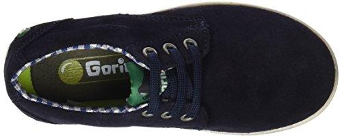 Gorila Unisex-Kinder 49401 Sneakers Blau