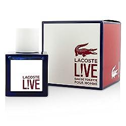 Lacoste Live Eau De Toilette Spray 40ml/1. 3oz