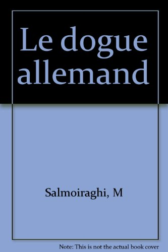 Le dogue allemand par Collectif