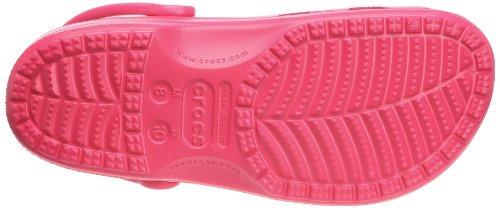 Crocs Baya, Sabots Mixte Adulte Rouge (Raspberry)