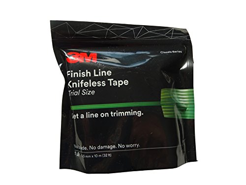 Preisvergleich Produktbild Finish Line Knifeless Tape 3.5 mm x 10 m (32ft) Schneideband für Folien