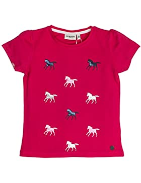 SALT AND PEPPER Mädchen T-Shirt Horses Uni Allover