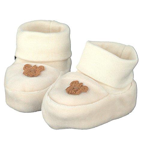 Taufschuhe teddy braun Beige Monate Nicki Erstlingsschuhe 3 Pantau Babyschühchen Babyschuhe eu 0 xAPwFSvt