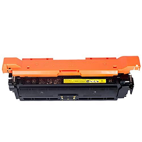 CRBH-UC Kompatibel mit der HP CE400A-Tonerpatrone für HP Color Laser Jet Enterprise 507A-Tintenpatrone 500 M575dn M551DN / M551N / M551 Laserdruckerpatrone,Yellow - Laserjet M551n-drucker Color Hp