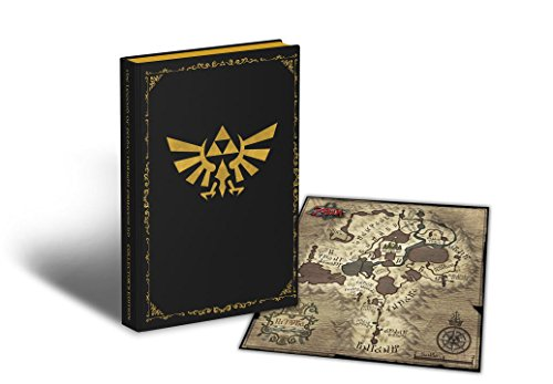 The Legend of Zelda: Twilight Princess HD Collector's Edition: Prima Official Game Guide (Legends Of Zelda Sachen)