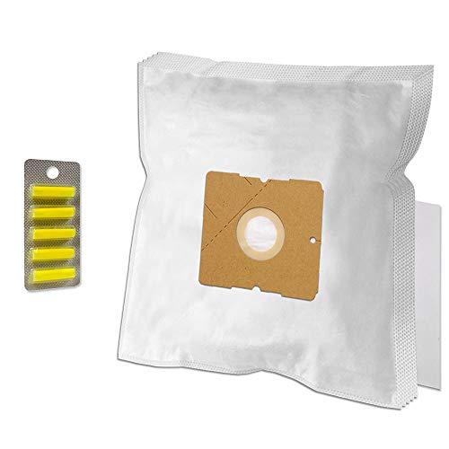 Set 5 Parfums + 1 Filtre + 5 Sacs Aspirateur pour NILFISK-Alto GM 60 Go