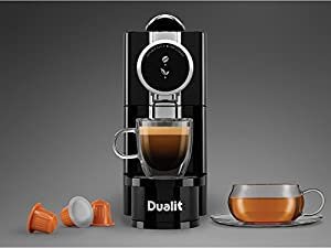 Dualit CN450 Cafe Plus Coffee Pod Machine