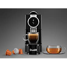 Dualit Cn450 Cafe Plus machine à café à dosettes