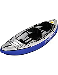 Orangemarine 1430001 Kayak Gonflable Mixte Adulte, Bleu