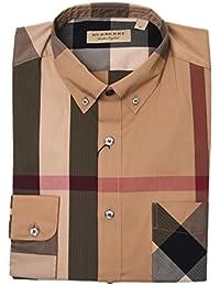 Amazon.fr   BURBERRY - T-shirts, polos et chemises   Homme   Vêtements c367af7a344