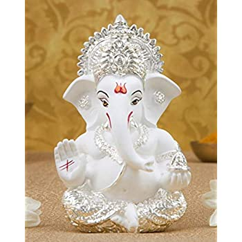 Buy Collectible India 22 Inches Large Ganesh Idol Large