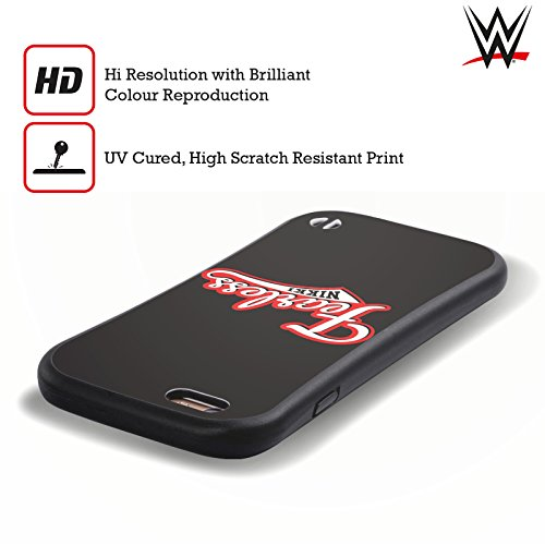 Offizielle WWE LED Bild Nikki Bella Hybrid Hülle für Apple iPhone 7 Plus / 8 Plus Fearless