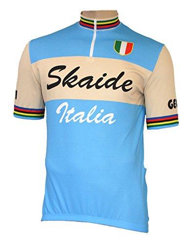 Skaide Radtrikot Italia, kurzarm, Classic Cut, Größe S bis 6XL (L)