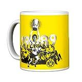Borussia Dortmund BVB Tasse DFB Pokal-Helden von 1989