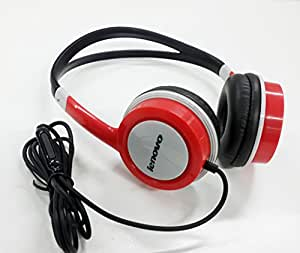 Lenovo P410 Wired Headset - Red