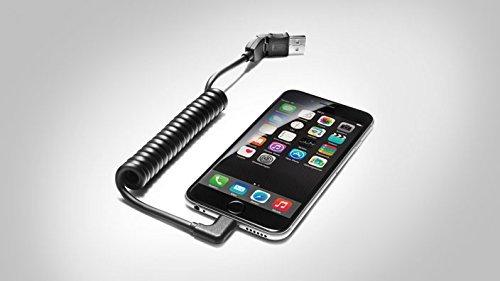 Cable adaptador USB para Audi 8S0051435D acodado para dispositivos móviles con conector...