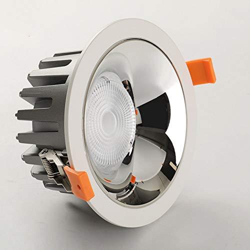Wlnnes Downlight empotrable de interior Led 10W 15W 20W 30W 40W 50W...