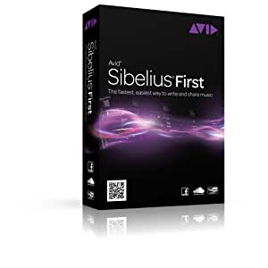 Sibelius First 7  (PC+MAC)