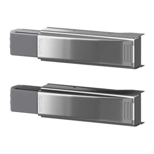 """IKEA 2 x Türdämpfer \""""UTRUSTA\"""" Dämpfer für Türscharniere im Doppelpack\"""", früher Integral"""
