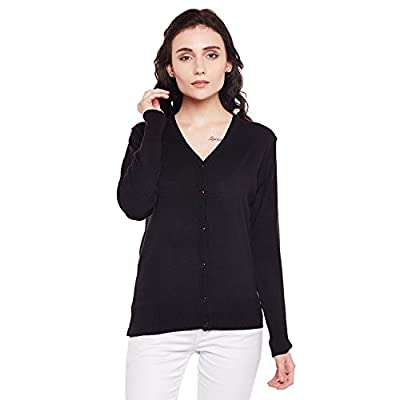 Women Black Cardigan