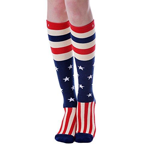 Fool's Day Unico Patterned calzini per gli uomini/donne di vario