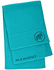 Mammut Fleece Scarf (Scarfs), color:aqua;size:one size