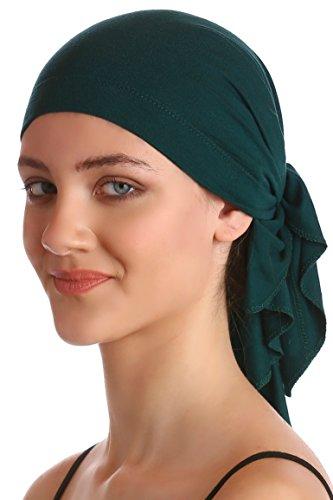 Deresina Headwear Bandana, unisex, Cazador verde