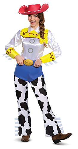 Kostüm Aus Toystory Jessie - Disguise Adult Toy Story Jessie Fancy Dress Costume Small