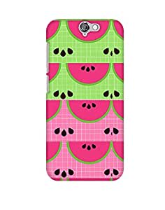 Pick Pattern Back Cover for HTC One A9