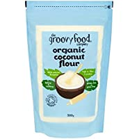 La Compañía De Alimentos Maravilloso De Harina 500 G De Coco Orgánico (Paquete de 4)