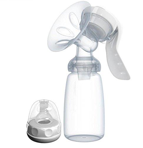 NWYJR La pompe Portable confort prolactine grande succion tire-lait manuel des seins