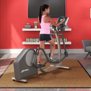 Life Fitness X1 Elliptical Cross Trainer - Assembly Included