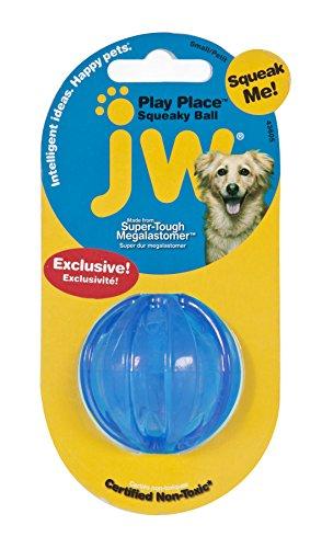 Doskocil jw Pet Quietschball Playplace-Kleine (Farbe kann variieren)