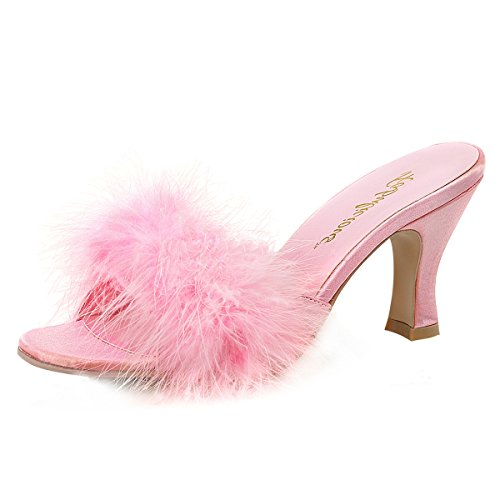 Heels-Perfect , Sneakers Basses femme Rosa (Babypink)