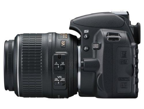 Nikon D3100 SLR-Digitalkamera (14 Megapixel - 5