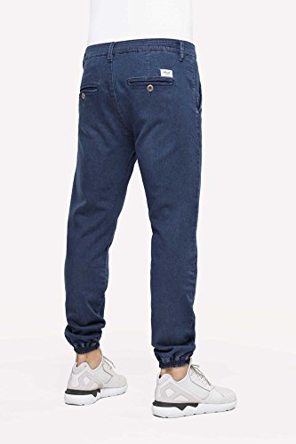 REELL Pant Jogger Pant Artikel-Nr.1100 - 1037 Superior Mid Blue