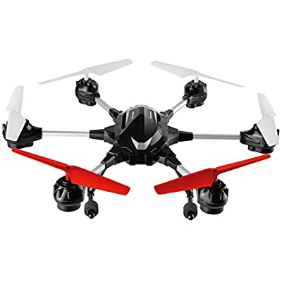 JSF Drones Pegasus 6 Hexcopter RC Toy by Wilton Bradley Ltd