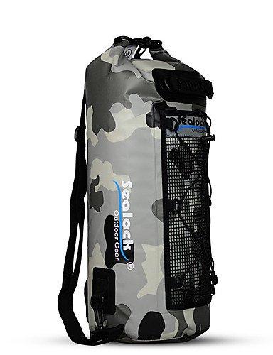 ZQ 12 L Tourenrucksäcke/Rucksack / Travel Organizer Camping & Wandern / Legere Sport DraußenWasserdicht / Schnell abtrocknend / tragbar / navy blue