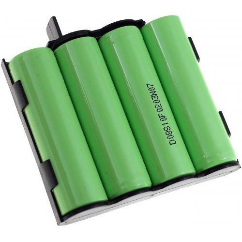 Powery batteria per stimolatore muscolare compex sp 2.0